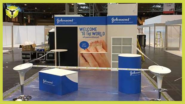 johnsons expo display