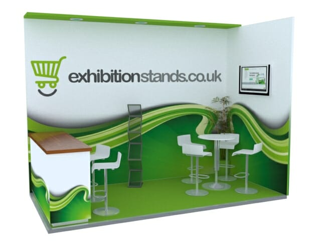 4x2 exhibition stands